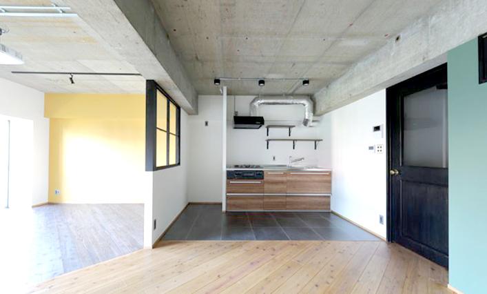 店舗、オフィス、マンション、戸建のリノベーション